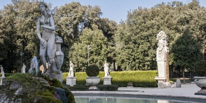 Roma, riaperture dei parchi, si inizia con Villa Borghese e Villa Doria Pamphilij