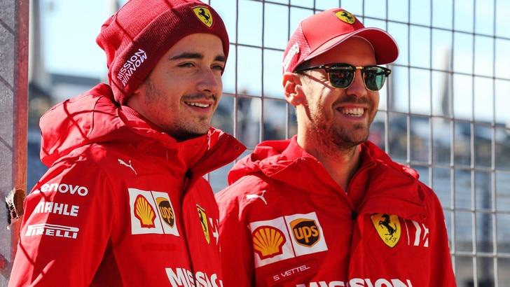 F1, addio a Vettel, il collega Leclerc gli dedica due parole