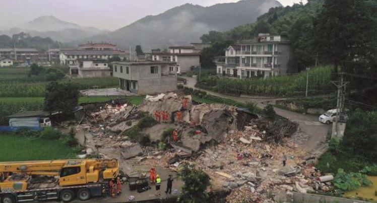 Registrato un terremoto a sudovest della Cina