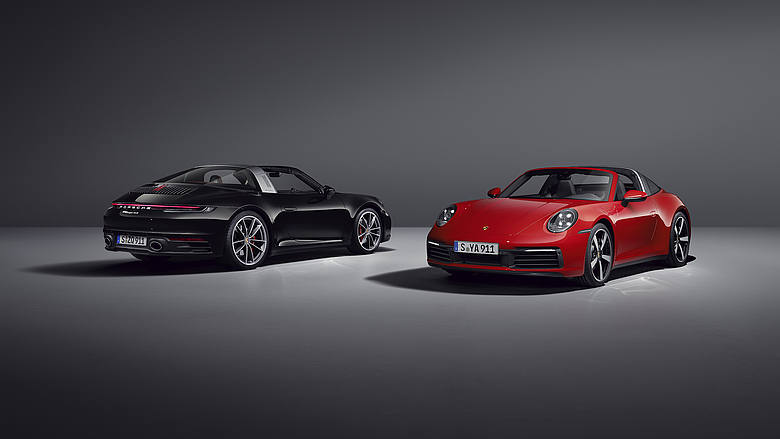 Nuove Porsche Targa 4 e 4S, disponibili a fine mese: scopri le caratteristiche