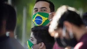 Covid19, Brasile: numeri in aumento