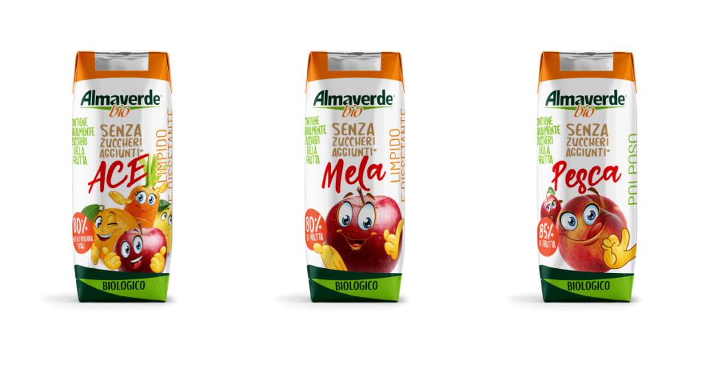 Fruttagel presenta la nuova gamma di succhi per i bambini