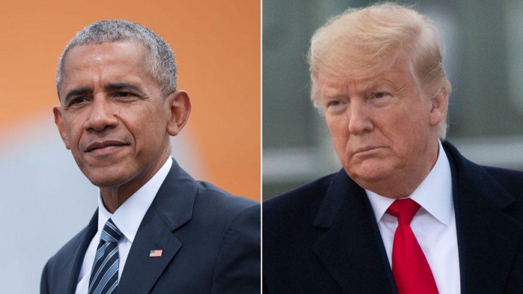Trmp VS Obama: 'E' un' incompetente'