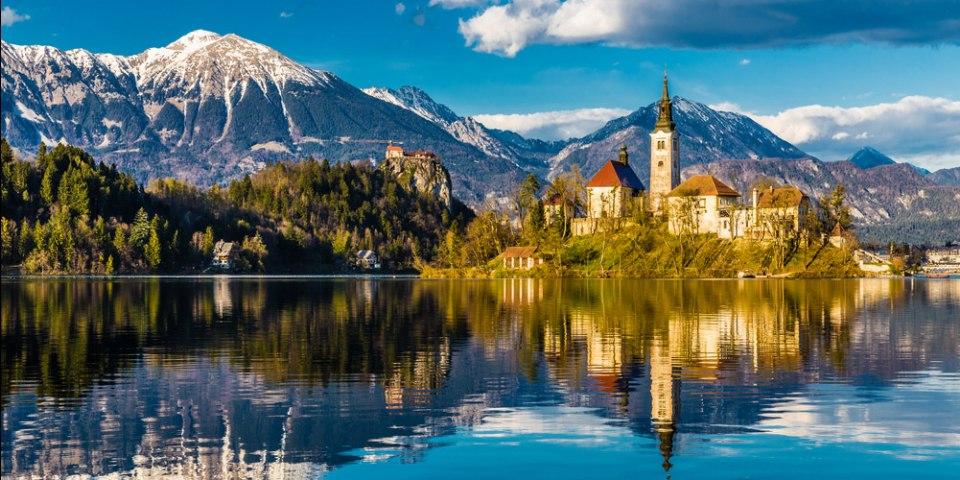 Slovenia: Paese ideale per dedicare il ciclismo