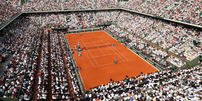 Francia: Il tornero Roland Garros ripartirà