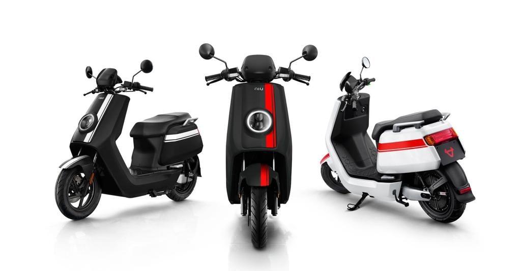 L'azienda Niu presenta i modelli NQi GTS e UQi GT.