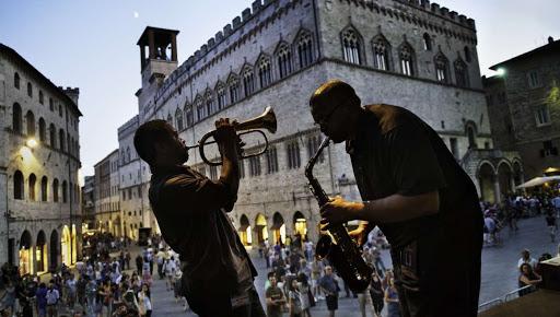 Il festival 'Umbria Jazz': rimandato