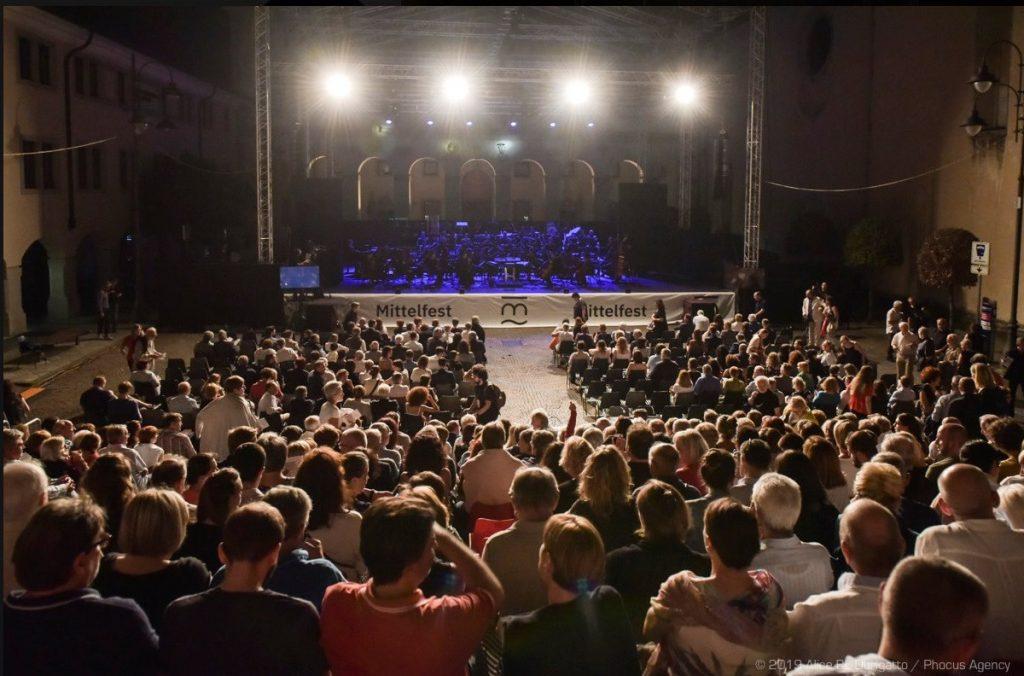 Ripartirà a settembre il festival ''Mittelfest''