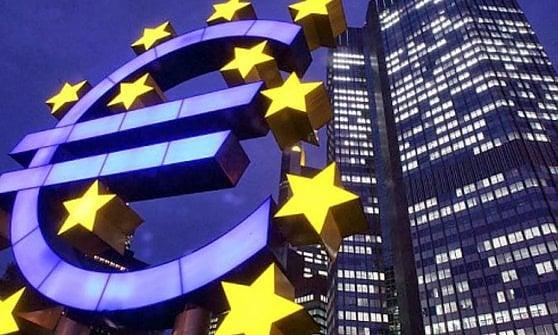 BCE,alle banche 1.310 miliardi liquidi