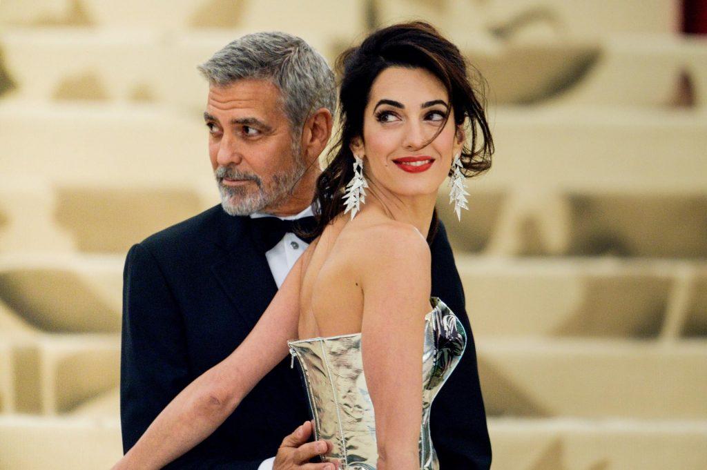 Hollywood: George e Amal sono in crisi?