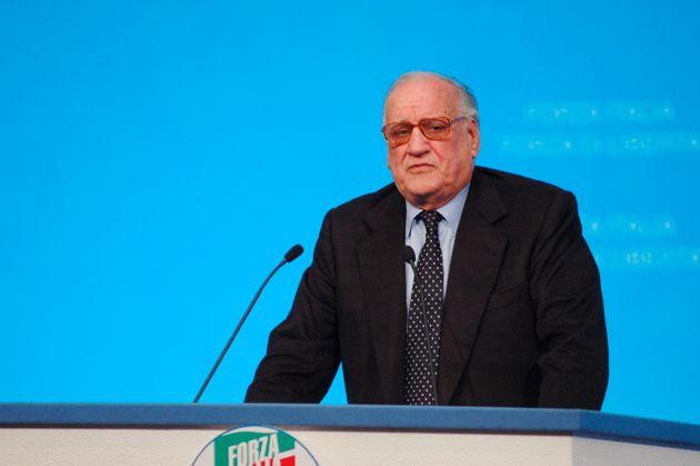 Ultimo saluto ad Alfredo Biondi storico leader di Forza Italia