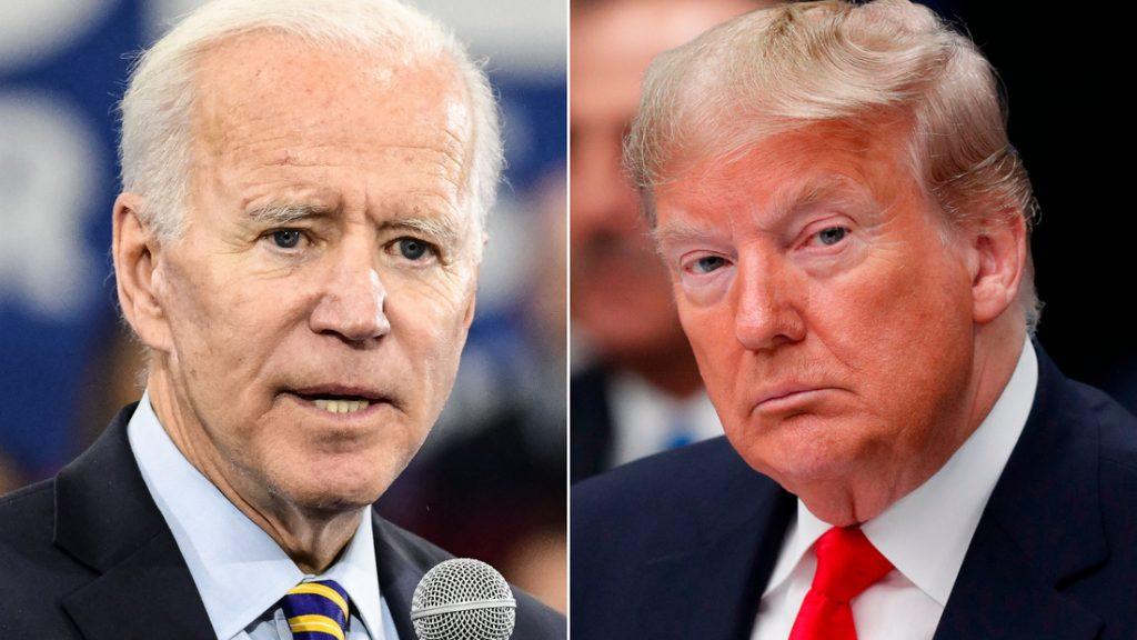 Trump VS Biden: quest'ultimo in vantaggio