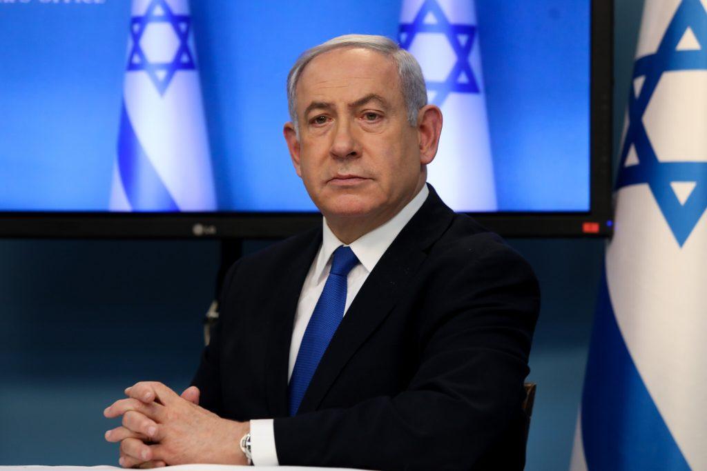 IL Presidente Netanyahu: 'La visione del presidente Trump sistema definitivamente l'illusione dei Due Stati'