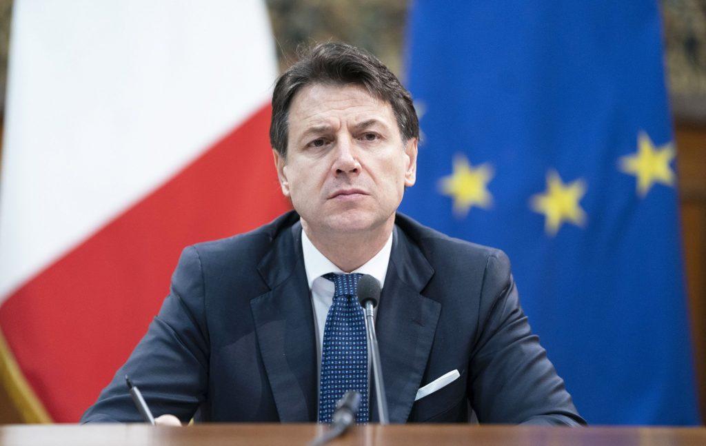 """Conte e il ribasso dell'Iva: """"ci stiamo confrontando con gli economisti"""""""