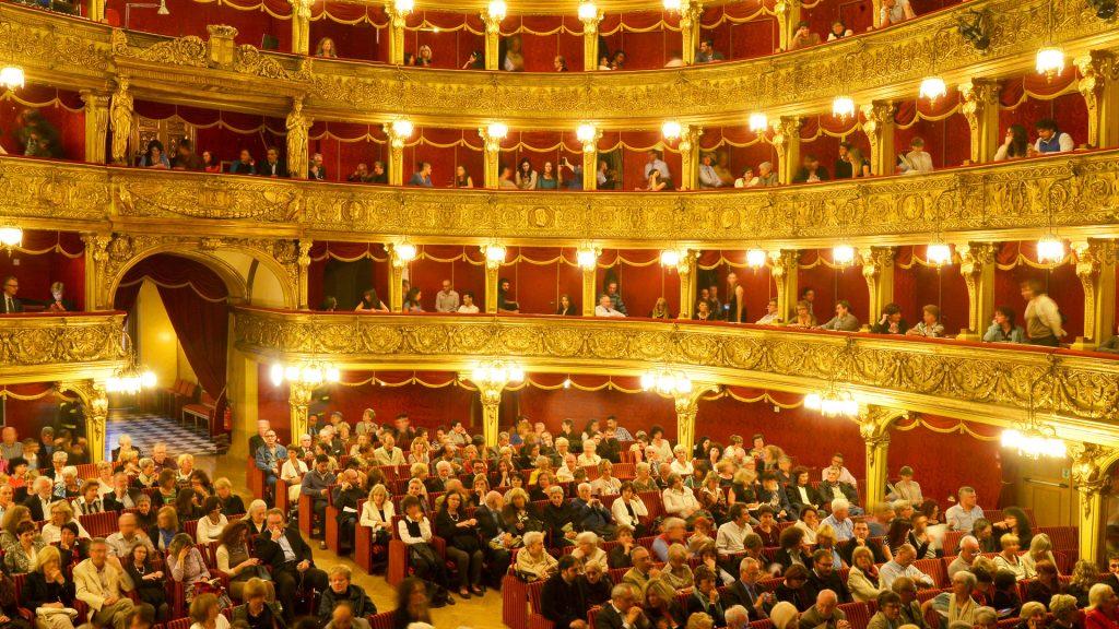 Piemonte, Teatro Carignano riaperto dopo il lockdown