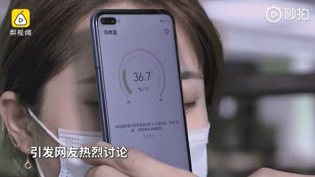 Honor presenta lo smartphone che misura la temperatura: i dettagli.