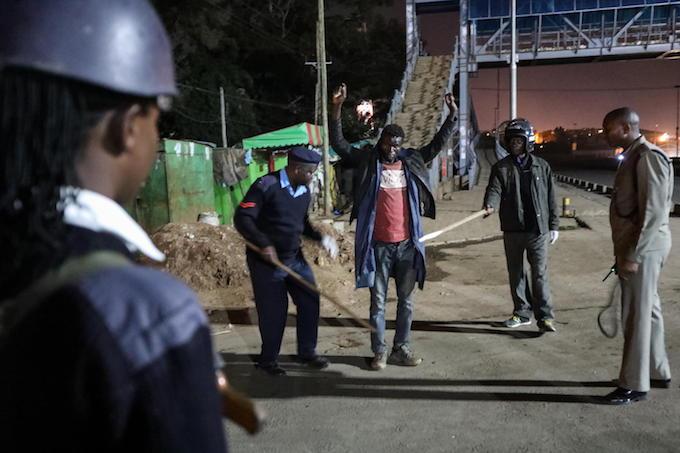 Kenya,covid19: persone uccise per non aver rispettato le regole