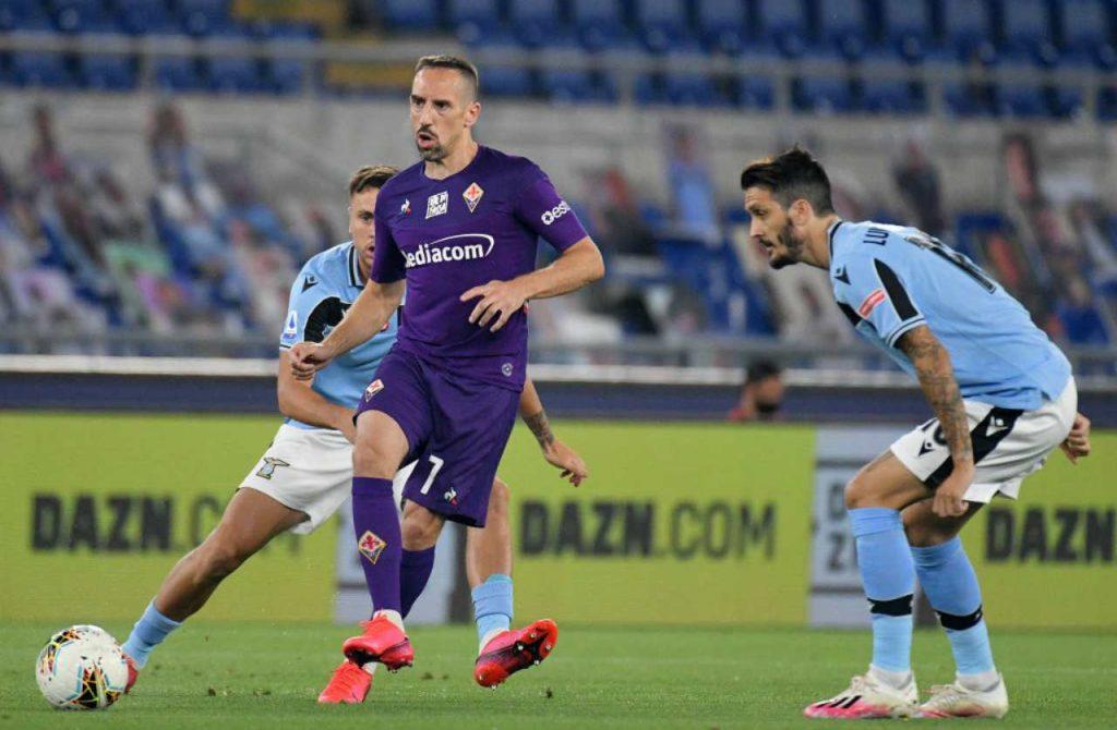 Lazio-Fiorentina 2-1,aperta corsa scudetto