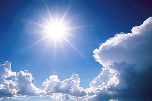 Dopo una settimana di rovesci, in arrivo il sole che splenderà su tutta la Penisola