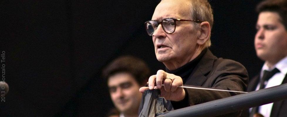 Morto il musicista Ennio Morricone