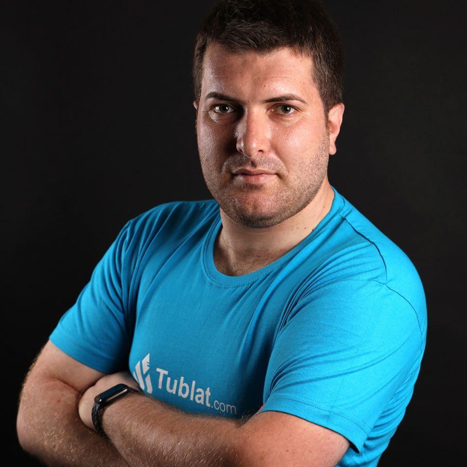 Tublat, la prima web agency globale disponibile online
