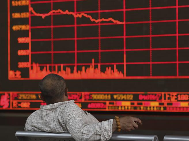Borse in calo: ripresa solo per Taiwan e Shangai