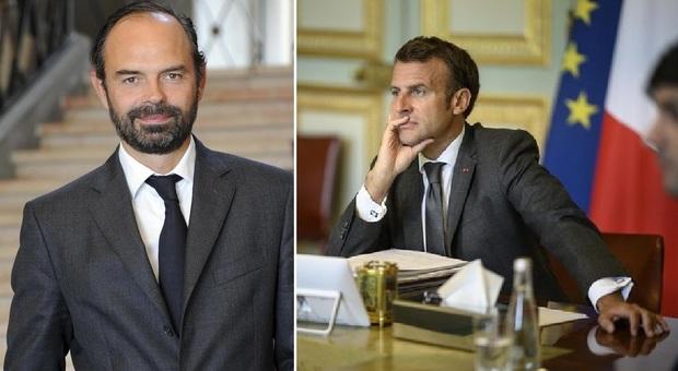 Francia: Edouard Philippe da le dimissioni