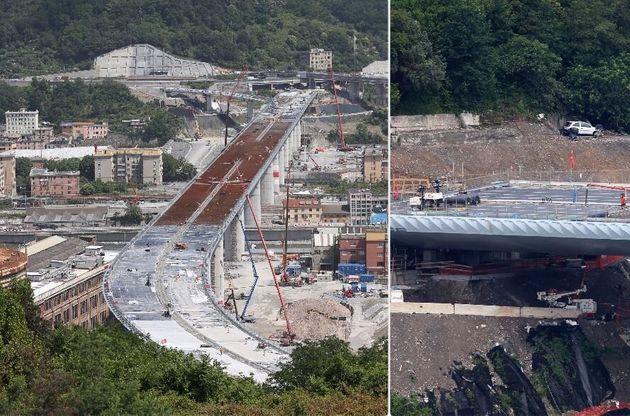 Genova, Austostrade spa estromessa dalla ricostruzione del ponte