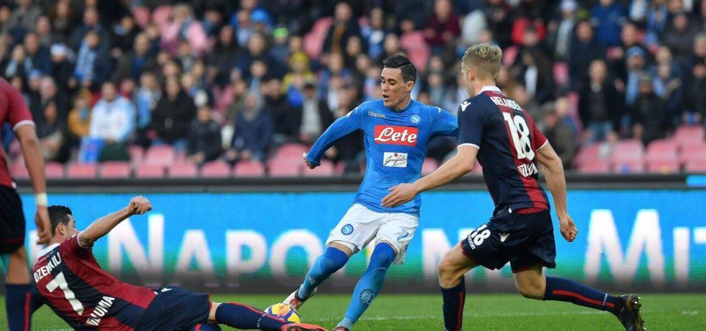 Bologna-Napoli 1-1: una sfida amichevole