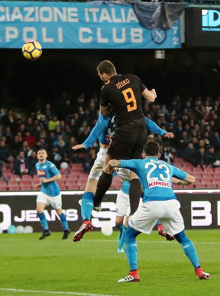 Napoli-Roma 2-1, Insigne conquista il quinto posto in classifica