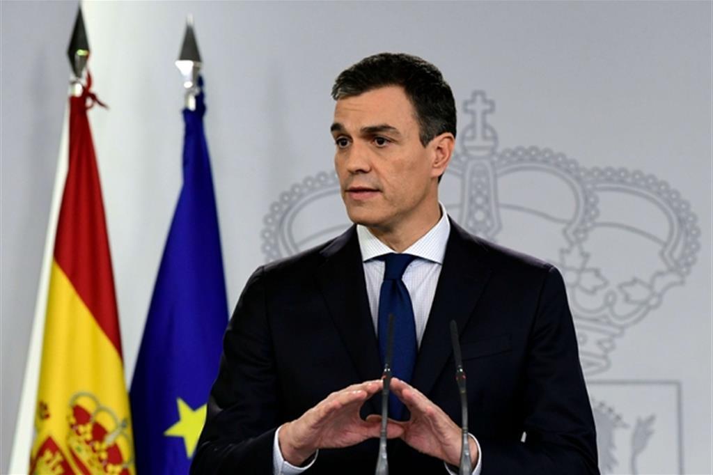 Spagna, il ministro Sanchez: non sono d'accordo della decisione del Regno Unito.