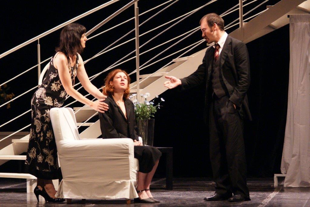 Il direttore del 'Festival Nazionale Luigi Pirandello e del '900 'Loving Pirandello': saranno trattati grandi temi