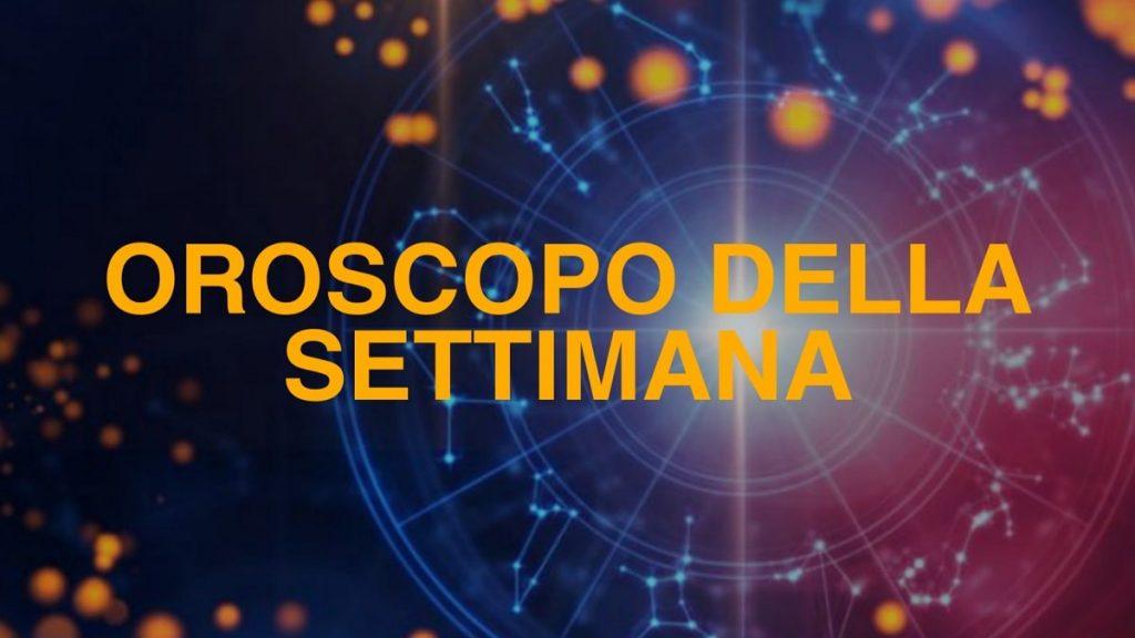Oroscopo per la settimana 27 Luglio-2 Agosto 2020