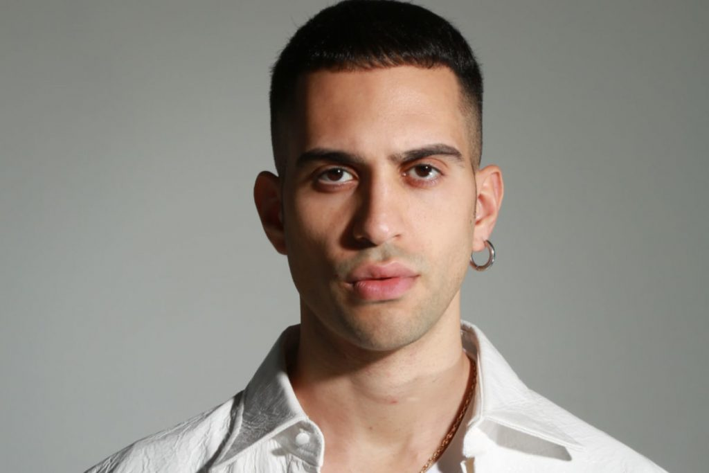 Mahmood presenta 'Dorado'