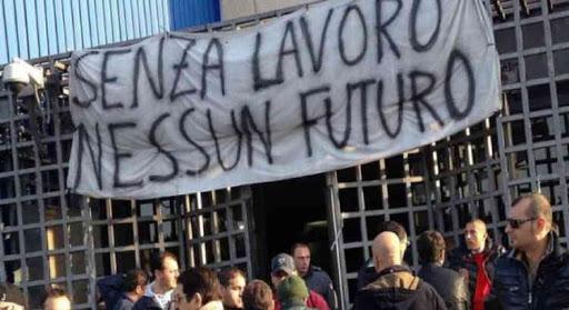 Allarme disoccupazione in Italia: quasi 1,5 milioni di posti a rischio nel 2020