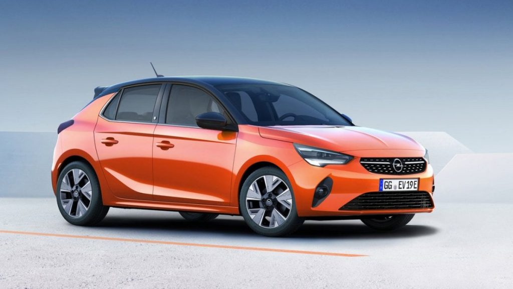 Scopri la nuova Opel Corsa-e