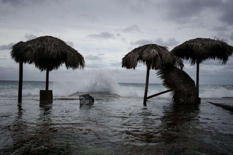 Uragano Laura: stravolge il Texas e Louisiana
