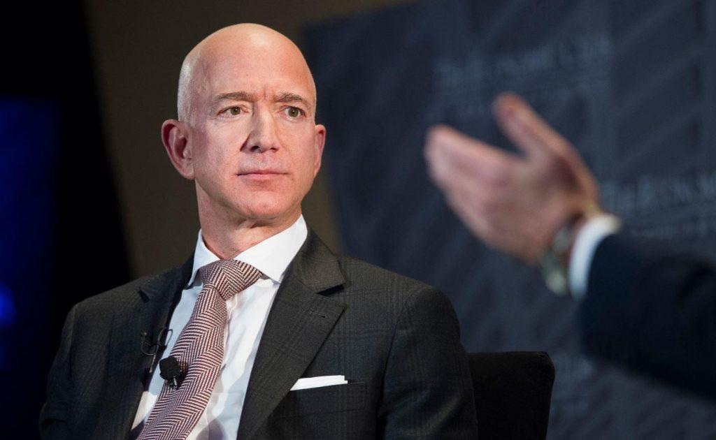 Jeff Bezos è l'uomo più ricco del mondo