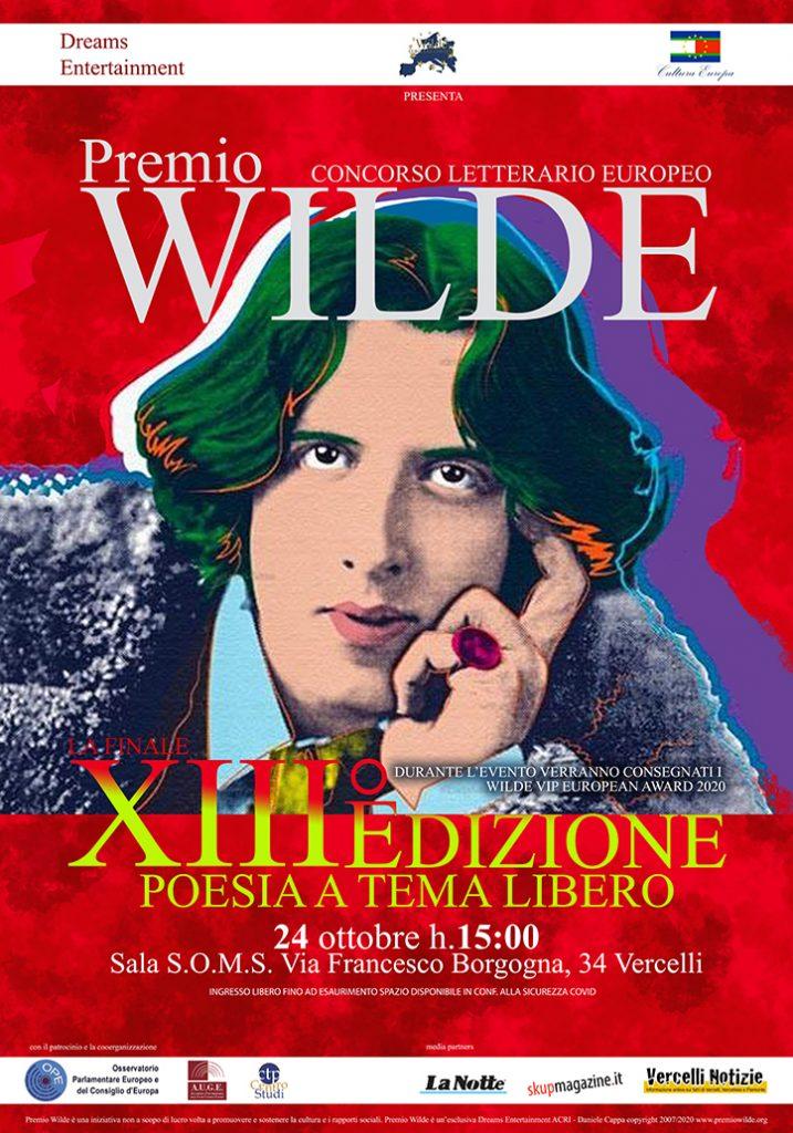 In arrivo la XIII edizione del Premio Wilde