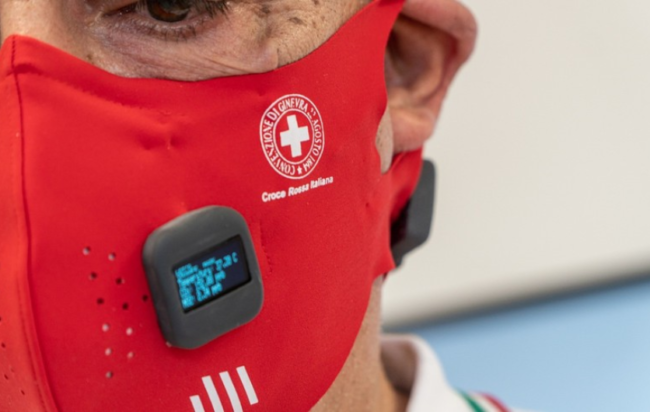 "Covid19: ""Smart YouSafe Mask"" presentata la nuova mascherina"