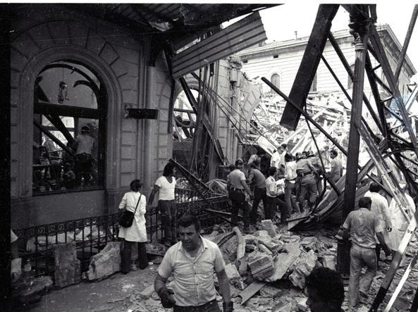 Quarant'anni fa la strage alla stazione di Bologna