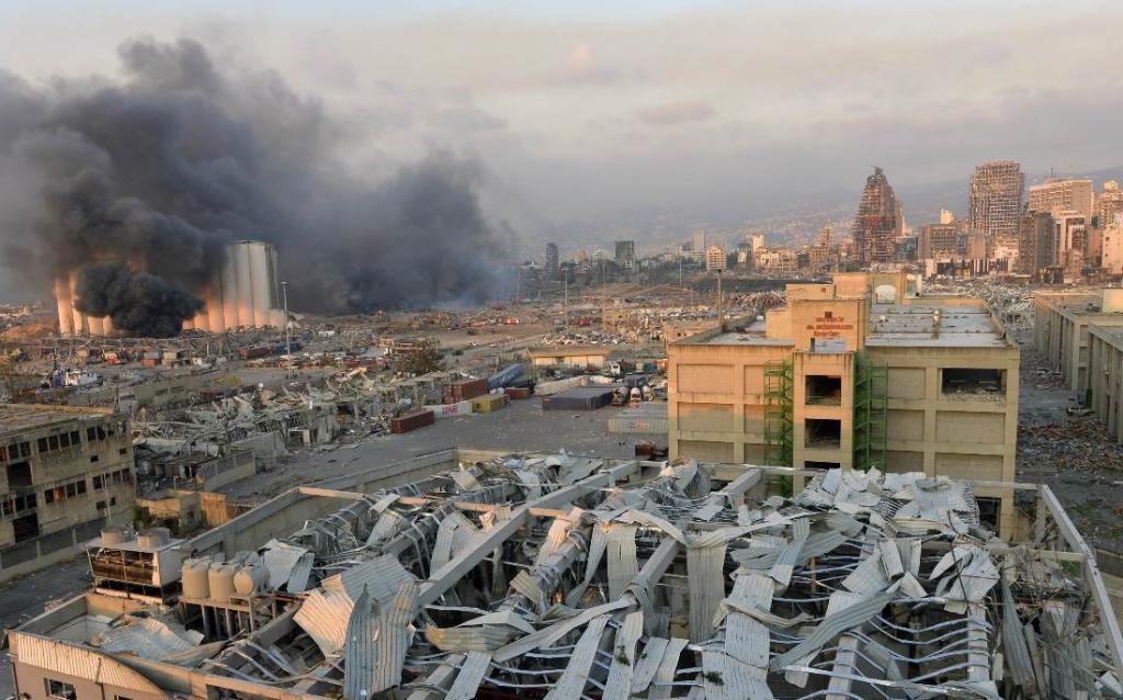 Esplosione Beirut: qual'è stata la causa?