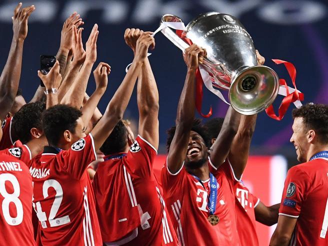 Bayer Monaco: vince la sesta Champions League.