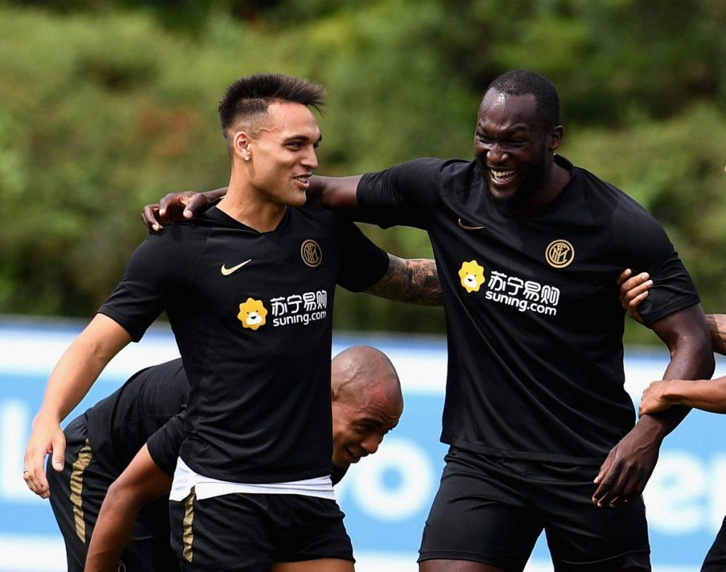 Lukaku-Lautaro: la coppia del calcio che segna di più in Europa