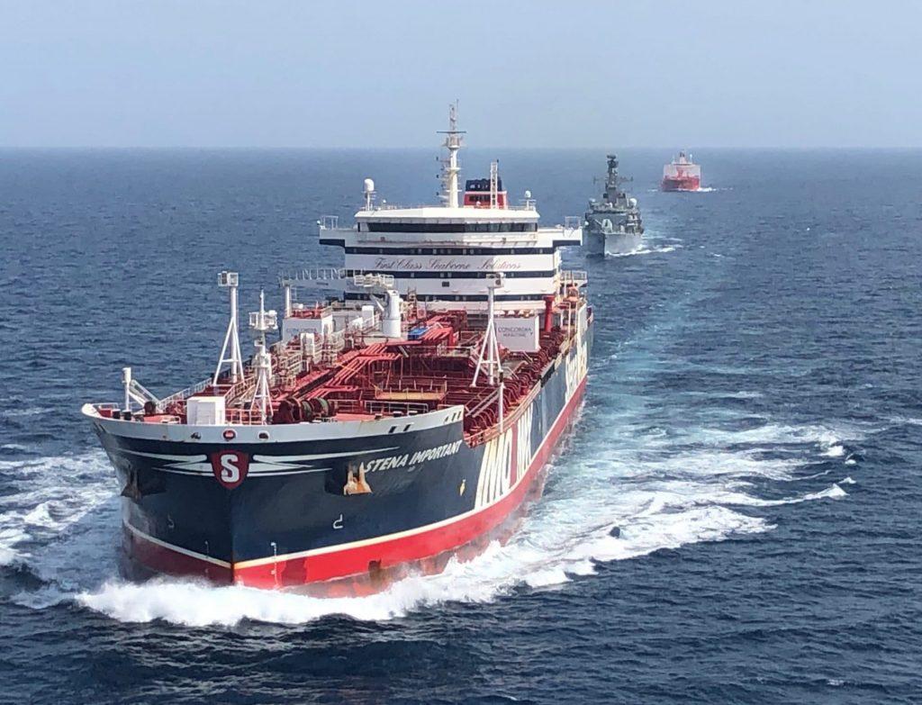 Ancora tensioni tra USA e IRAN su traffici petrolieri