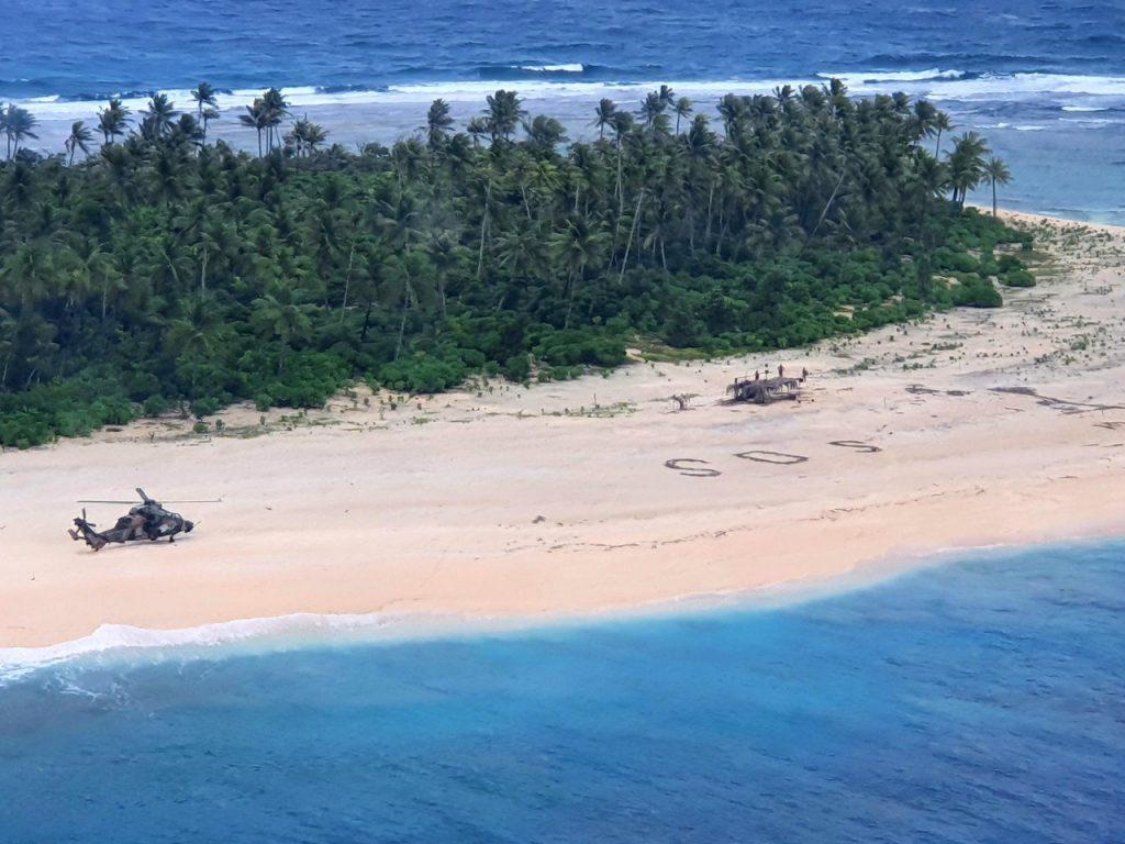 Micronesia: salvati 3 marinai, dispersi da sabato