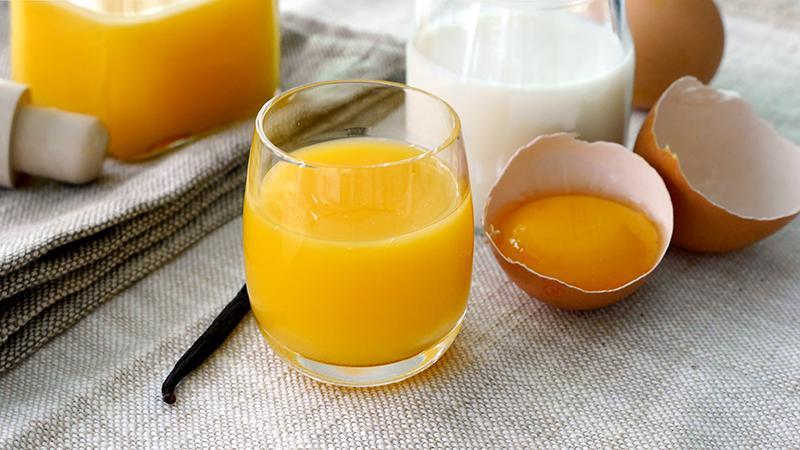 Veneto: ricetta del Liquore di crema all'uovo