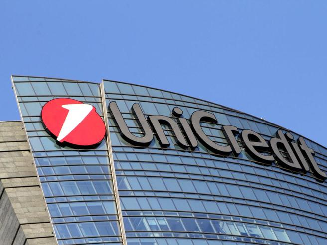 Unicredit, chiusura del trimestre in calo.
