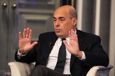 """Referendum, dopo Di Maio, Zingaretti afferma: """"Quando votano milioni di cittadini e' sempre un fatto politico"""""""