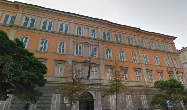 Trieste: alusso risultato positivo al covid